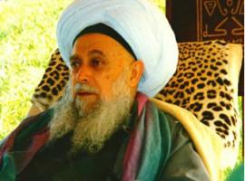 Sheikh Nazim Safar 1988