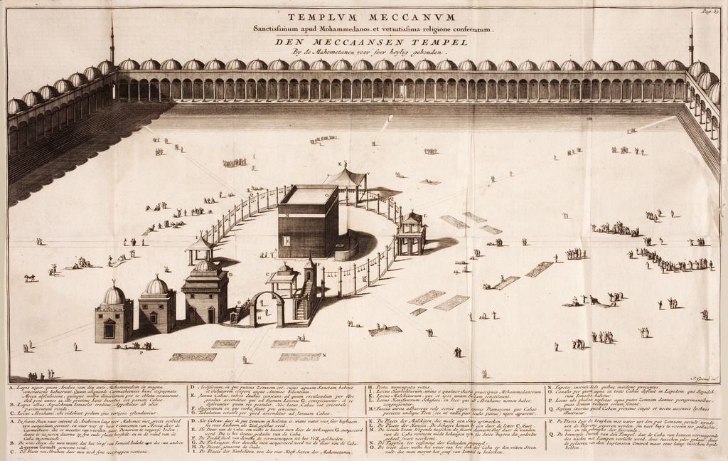 Mecca 1778 - Jan Goree