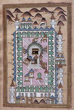 Ottoman Mecca 1778