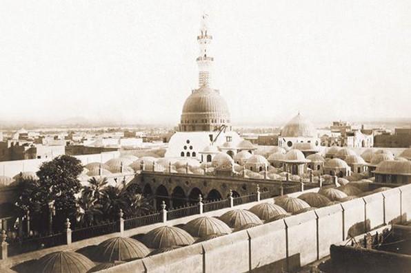 Older Medina 1890