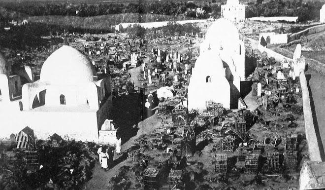 Jannat-al-Baqi-Madinaw