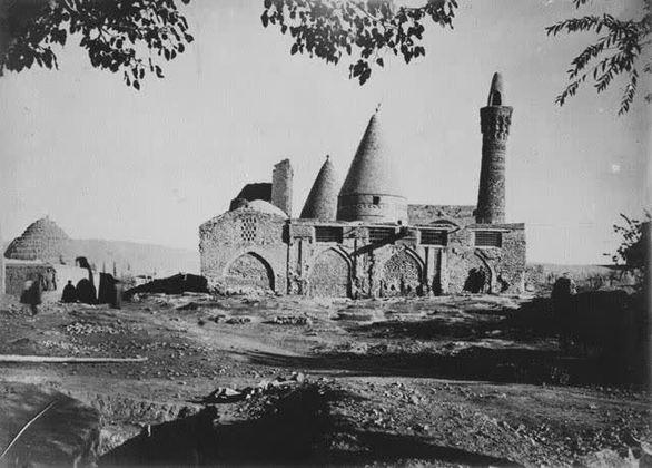 bayazidbistami-mosqueold