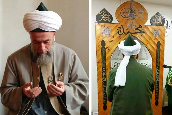 Sheikh Mohammed Mehmet Adil at Bury 2017