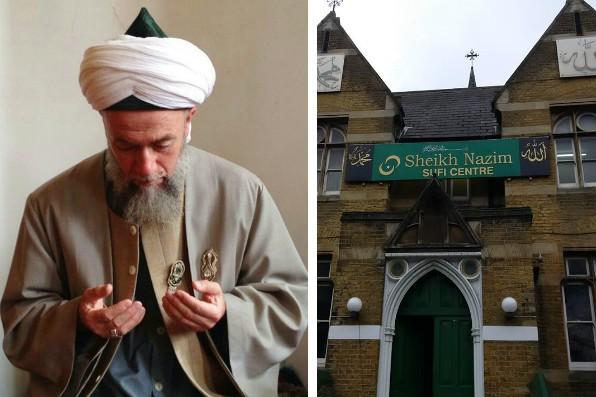 Sheikh Mohammed Adil at Sheikh Nazims Dergah