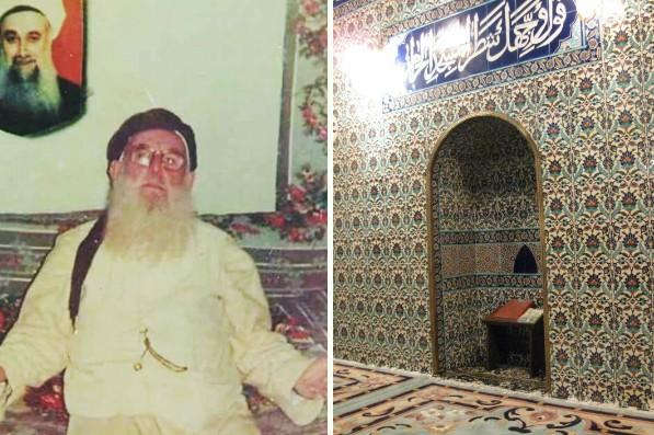 Grandsheikh Abdullah Al Faiz Ad Dagestani QS